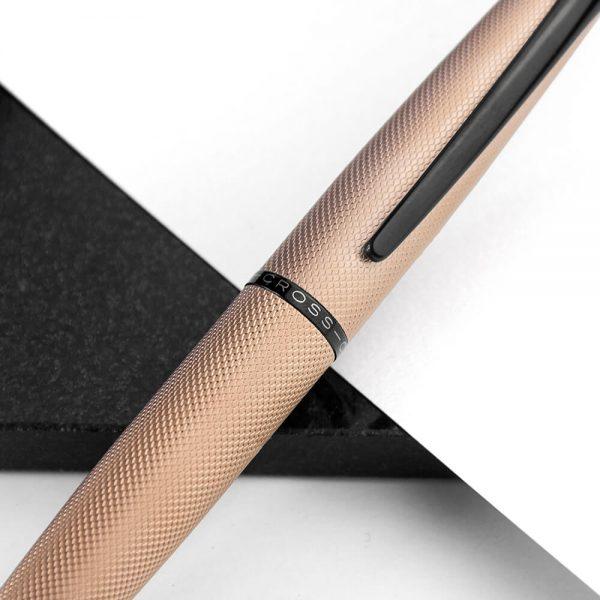 Personalised Cross ATX Pen in Rose Gold