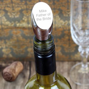 Personalised Wine Stopper