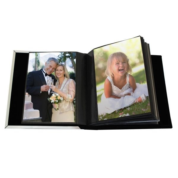 Personalised Mr and Mrs 6×4 Photo Frame Album