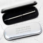 Personalised Pen and Box Set