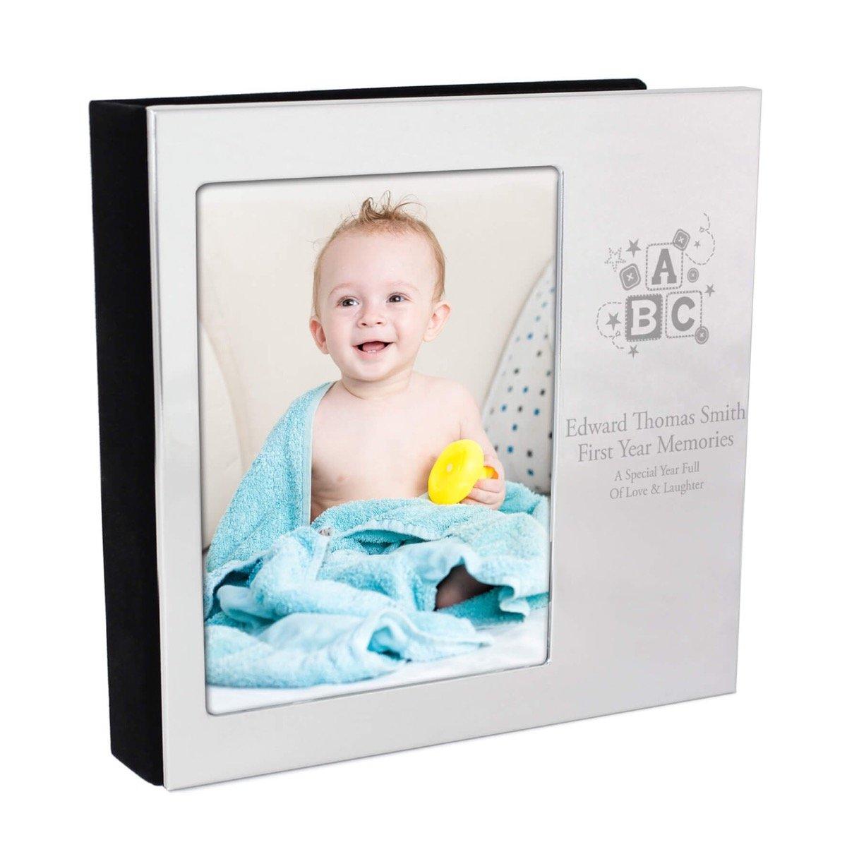 Personalised ABC 6×4 Photo Frame Album