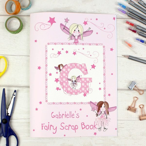 Personalised Fairy – A4 Scrapbook