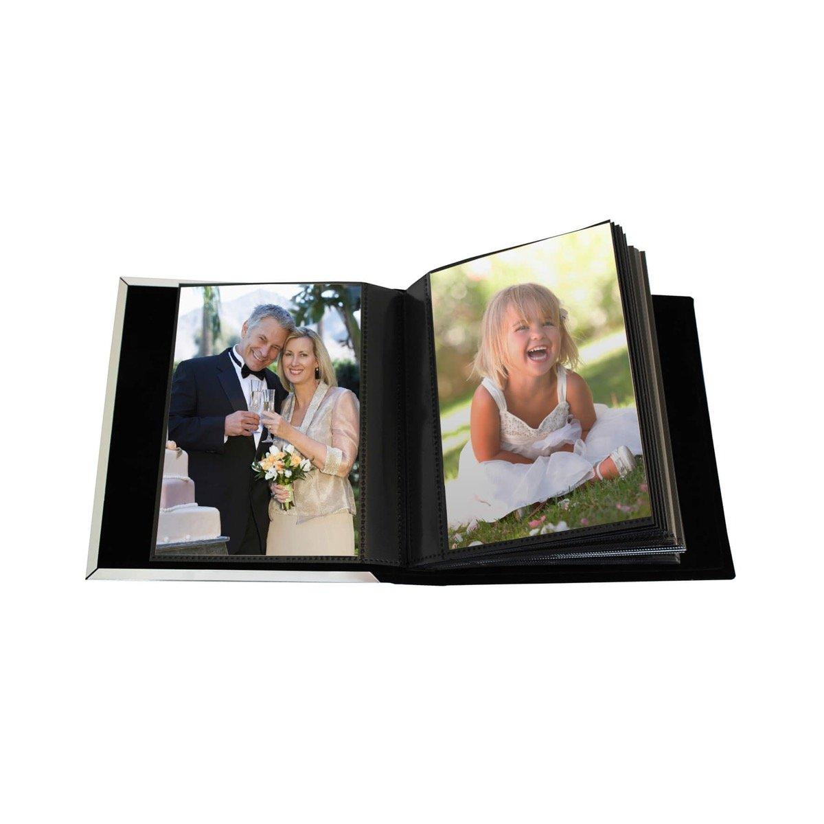 Personalised Decorative Ruby Anniversary 6×4 Photo Frame Album
