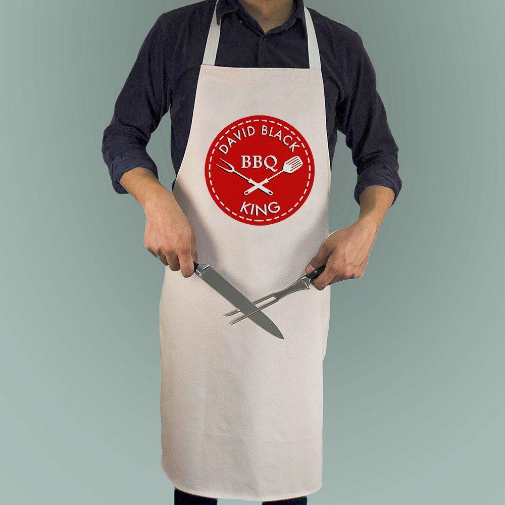 Personalised Apron – BBQ King