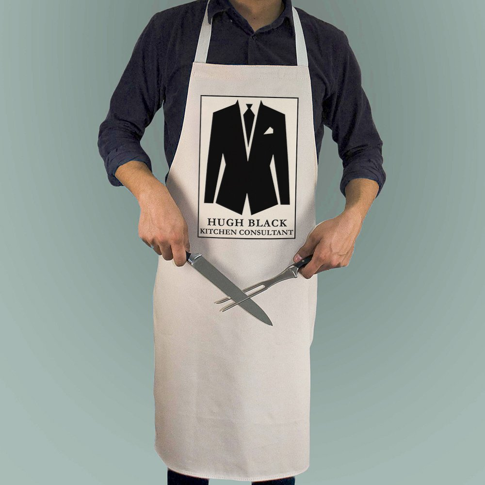 Personalised Apron – Kitchen Consultant