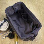 Personalised Mens Vintage Wash Bag