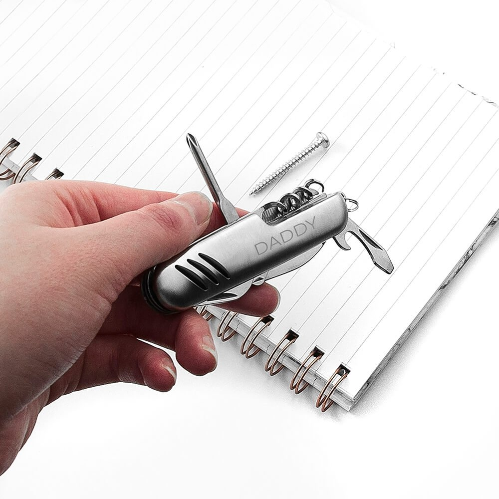 Personalised Multifunction Tool