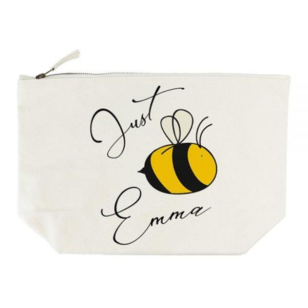 Personalised Wash Bag – Bee You