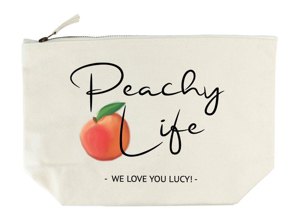 Personalised Wash Bag – Peachy Life