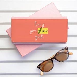 Personalised Wallet – You Glow Girl