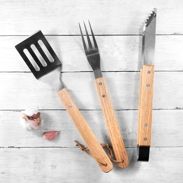 Personalised BBQ Set – King of the Grill