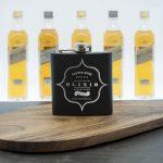 Personalised Hip Flask – Elixir