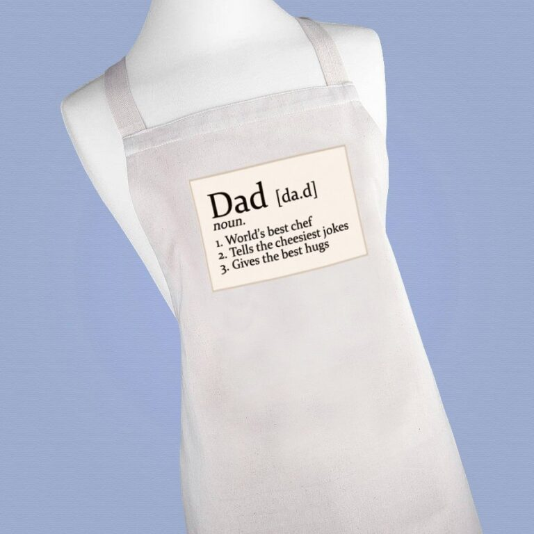 Personalised Apron – Definition