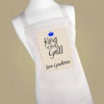 Personalised Apron – King of the Grill