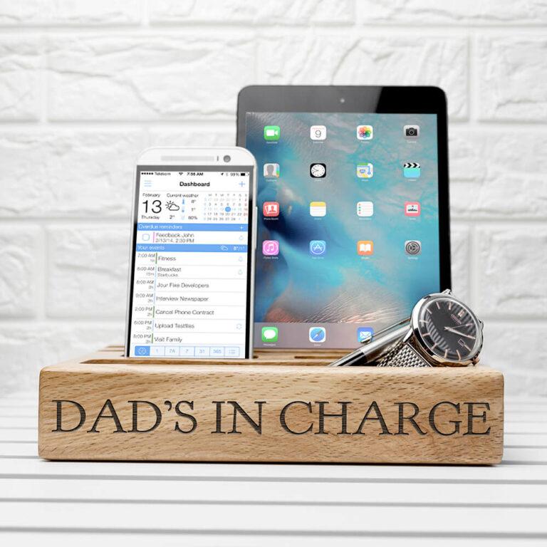 Personalised Tablet Holder – Tablet & Phone