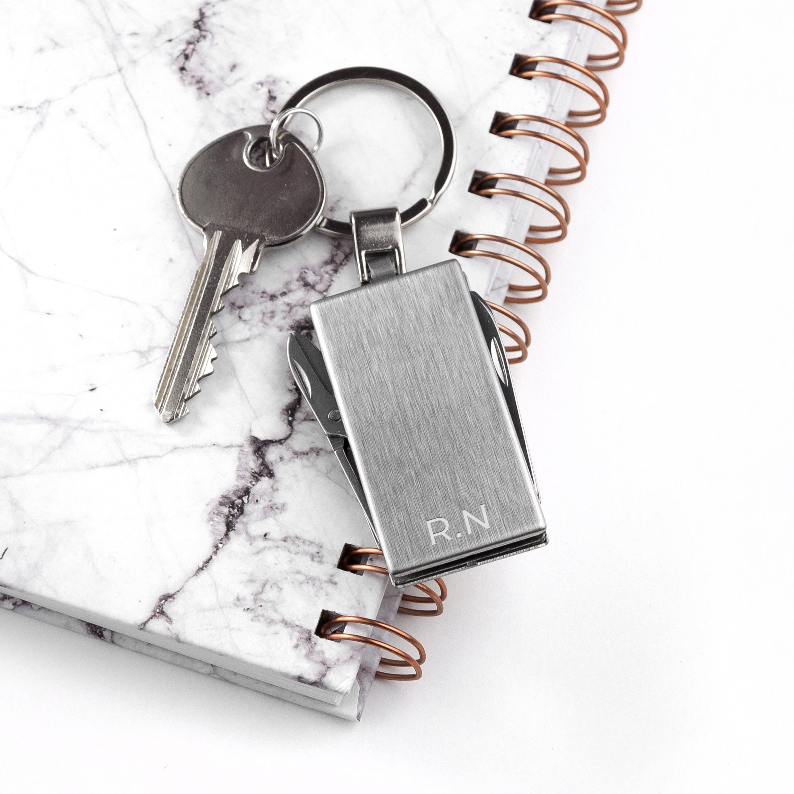 Personalised Multitool Key Ring