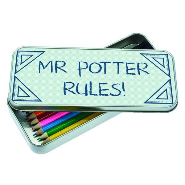 Personalised Teacher Pencil Case
