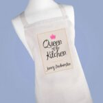 Personalised Apron – Queen of the Kitchen