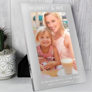 Personalised & Me 7×5 Silver Photo Frame