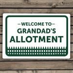Personalised Welcome To Sign
