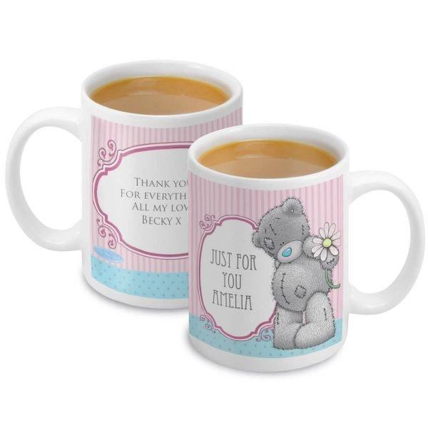 Personalised Me to You Daisy Mug