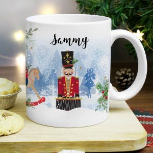 Personalised Nutcracker Mug