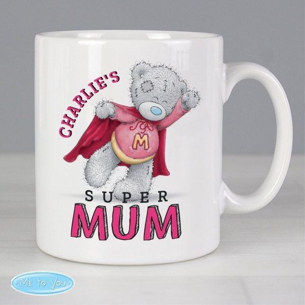 Personalised Me To You Super Mum Mug