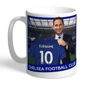 Personalised Chelsea FC Manager Mug