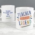 Personalised Absolute Legend Mug
