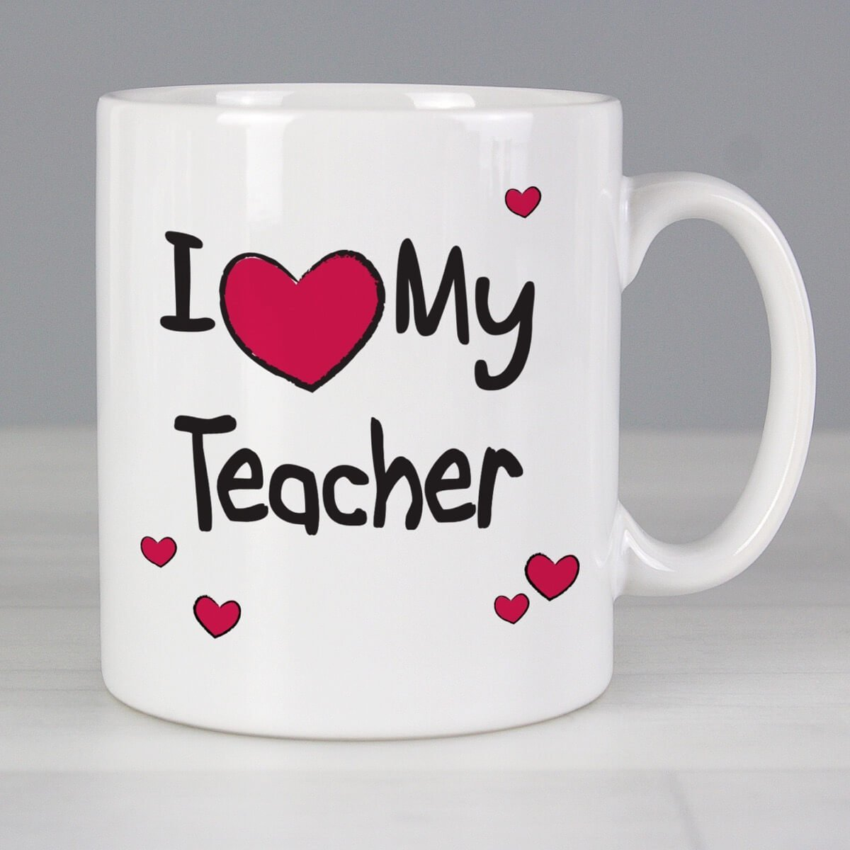 Personalised I Heart My… Mug