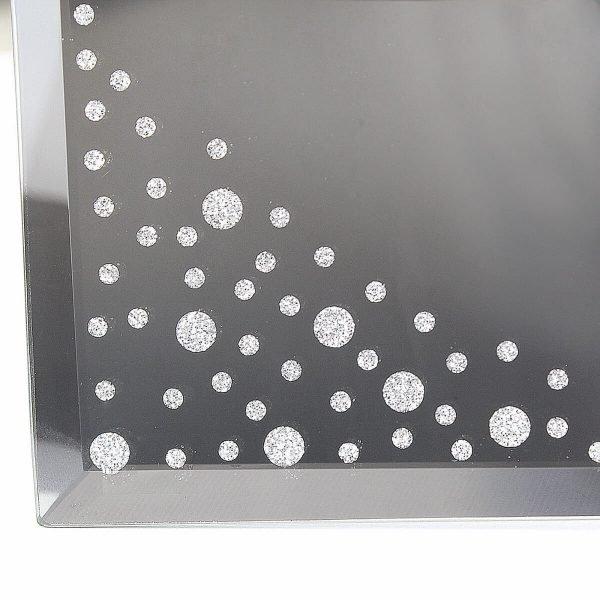 Personalised Eighteen Diamante 6×4 Glass Photo Frame