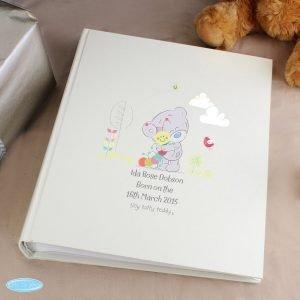 Personalised Tiny Tatty Teddy Cuddle Bug Album with Sleeves