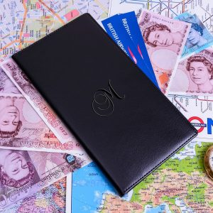 Personalised Travel Wallet – Initial