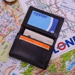 Personalised Business Card Case – Initial