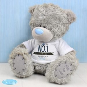 Personalised Me to You Teddy Bear 'No.1'