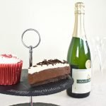 Personalised Cake Stand – Your Message