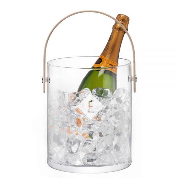 Personalised Ice Bucket – Initials