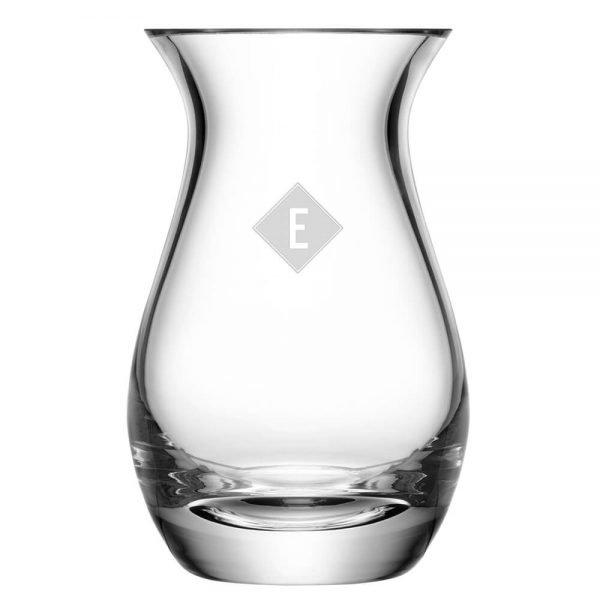 Personalised Posy Vase – Initials