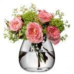 Personalised Bouquet Vase – Initials