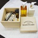 Personalised Cube Box – Manctuary