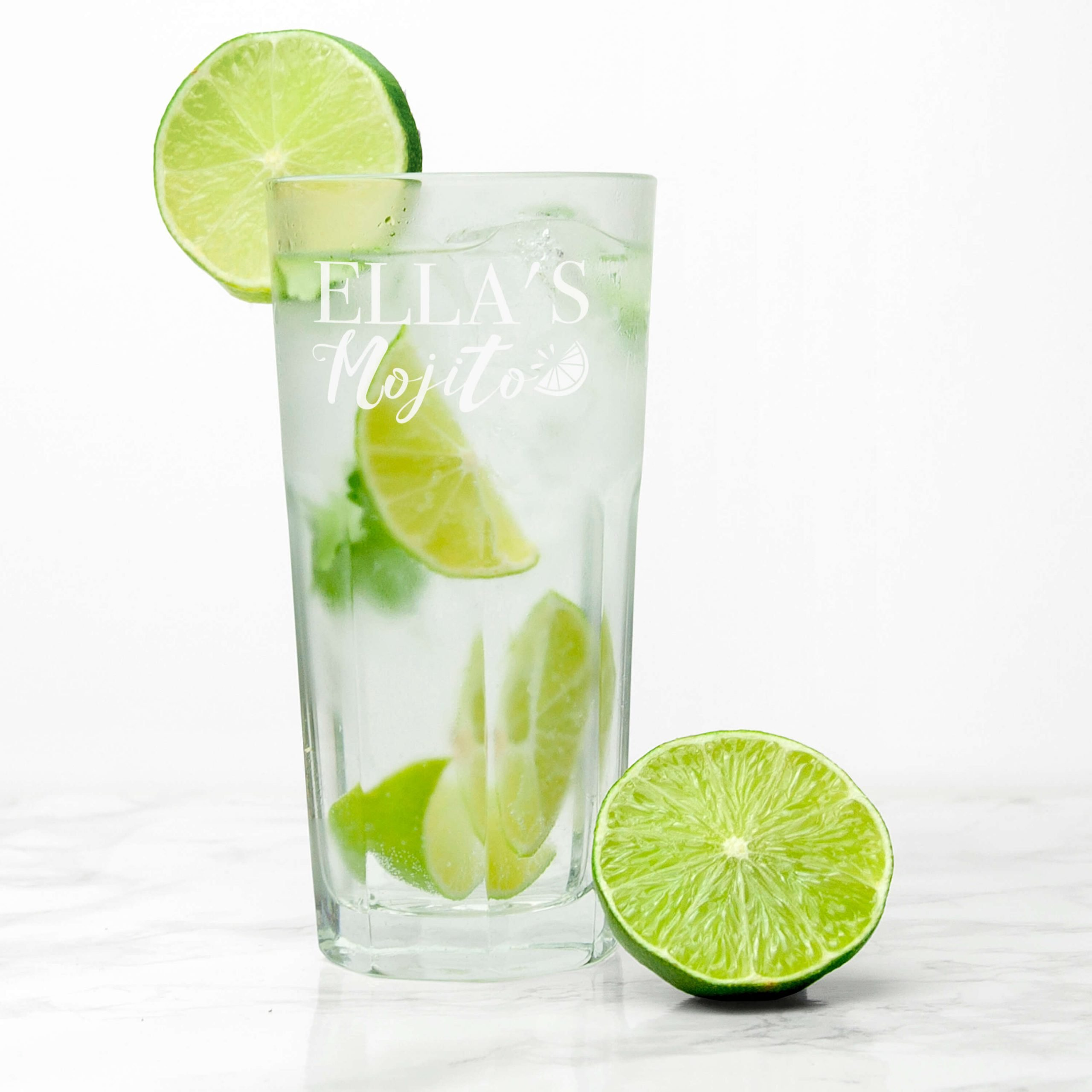Personalised Cocktail Glass – Mojito