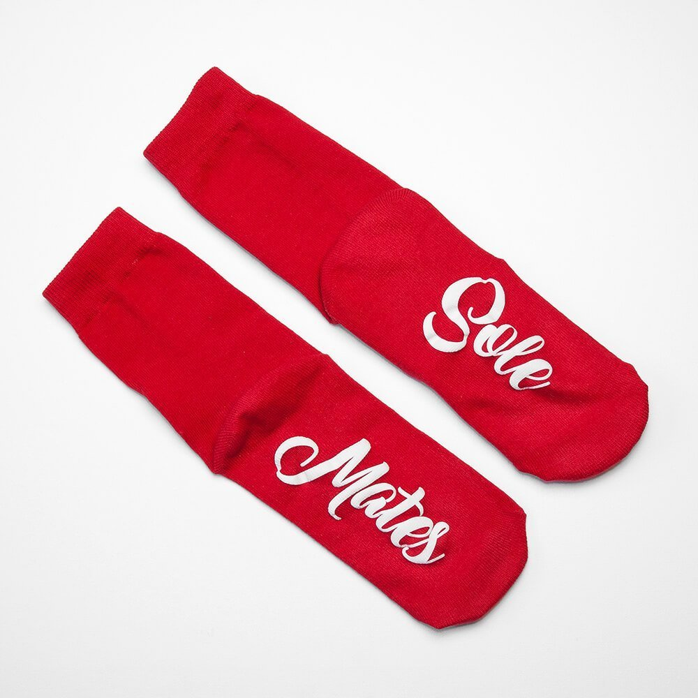 Personalised Socks – Romantic