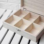 Personalised Recipe Box – Stripes
