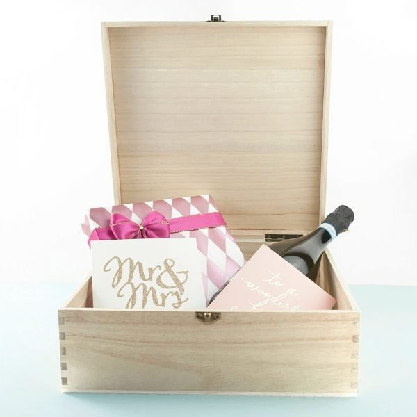 Personalised Gift Box – For My Bride