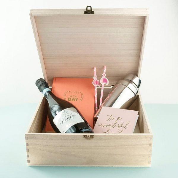 Personalised Gift Box – Girls Night In