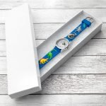 Personalised Kids Football Watch – Your Message