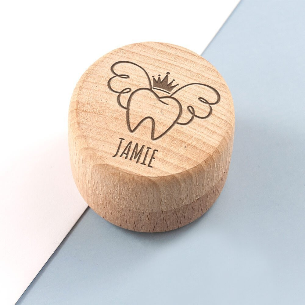 Personalised Tooth Fairy Delivery Box