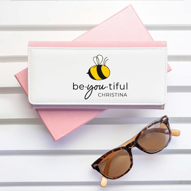 Personalised Purse – Bee You