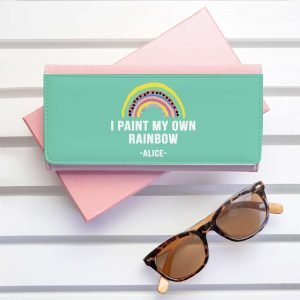 Personalised Purse – My Own Rainbow