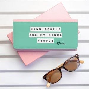 Personalised Wallet – Kind People